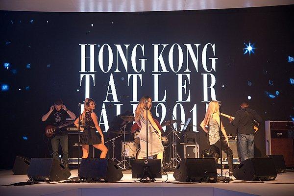 2015-09-19 Liquid Blue Band In Hong Kong China At Grand Hyatt 057