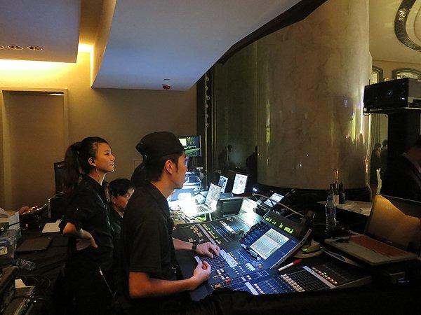 2015-09-19 Liquid Blue Band In Hong Kong China At Grand Hyatt 189
