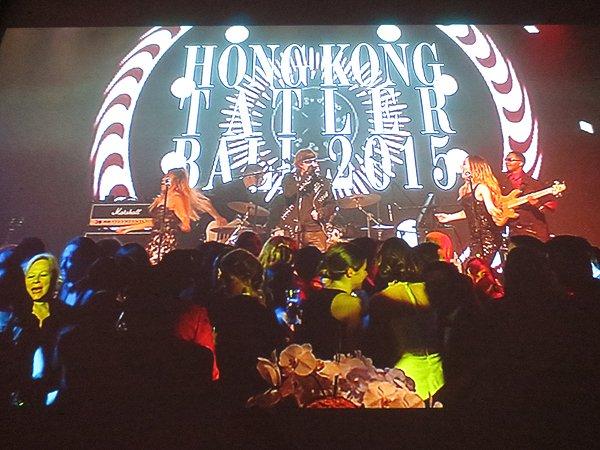 2015-09-19 Liquid Blue Band In Hong Kong China At Grand Hyatt 295