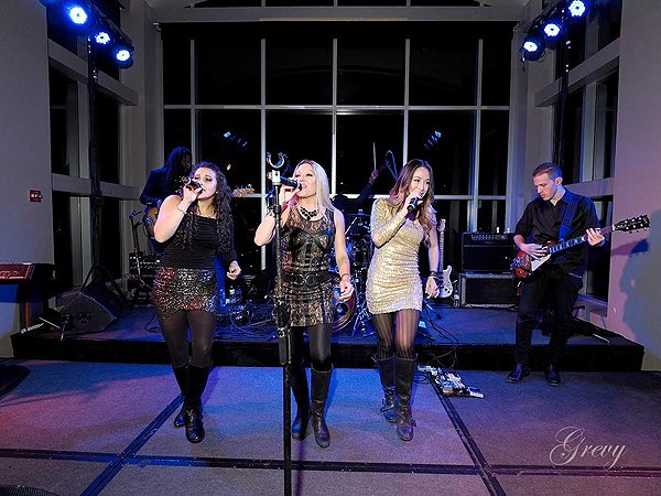 2016-01-22 Liquid Blue Band in New Orleans LA at Sheraton Hotel 204