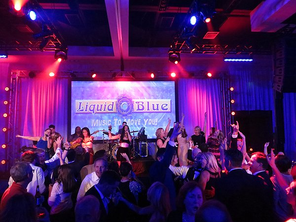 2016-01-22 Liquid Blue Band in Scottsdale AZ at Westin Kierland Resort 56