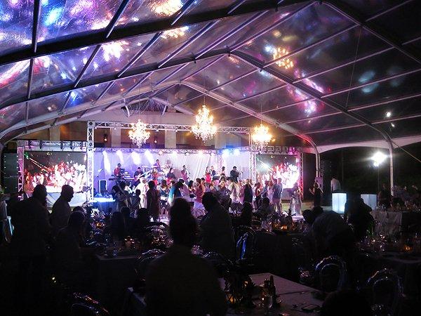 2016-05-03 Liquid Blue Band In Rio Grande Puerto Rico At St Regis Bahia Beach Resort 021