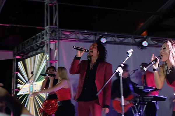 2016-05-03 Liquid Blue Band In Rio Grande Puerto Rico At St Regis Bahia Beach Resort 075
