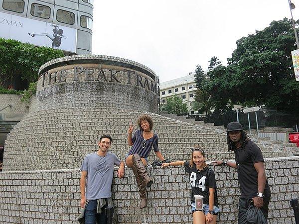 2016-09-09 Liquid Blue Band In Hong Kong China 004
