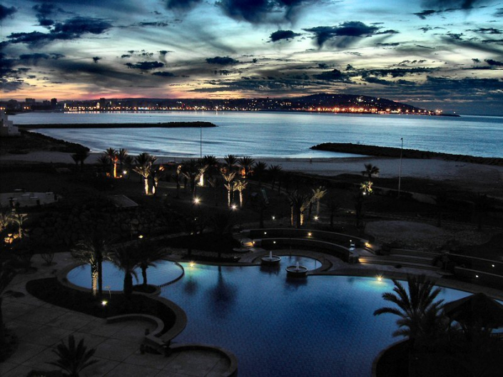 Tangier Bay