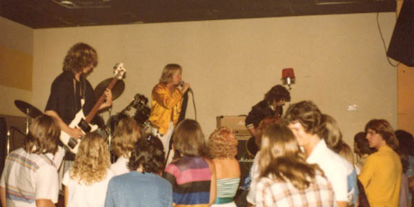 1979 EW Opening for Quiet Riot