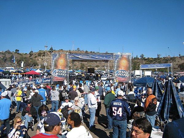 2007-01-14 San Diego CA Qualcomm Stadium 028