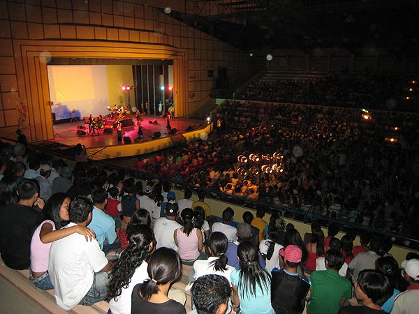 2007-02-09 Dipolog City Philippines ABC Arena