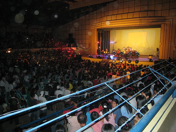 2007-02-09 Dipolog City Philippines ABC Arena Sold Out