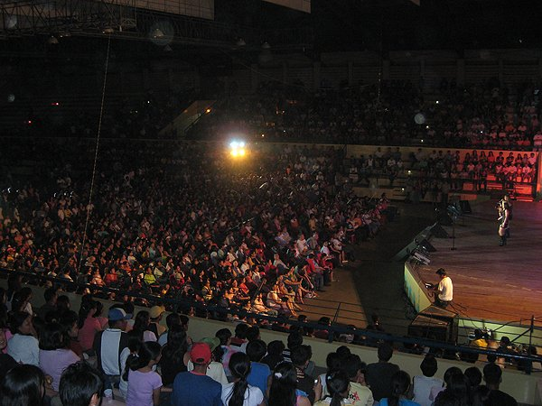 2007-02-09 Dipolog City Philippines Sold Out Arena