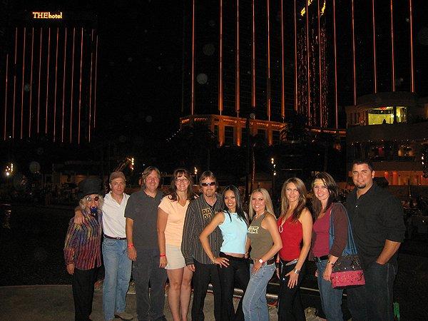 2007-06-07 Las Vegas NV Pre Concert