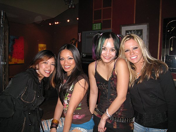 2008-02-08 El Cajon CA Hot Monkey Love 011