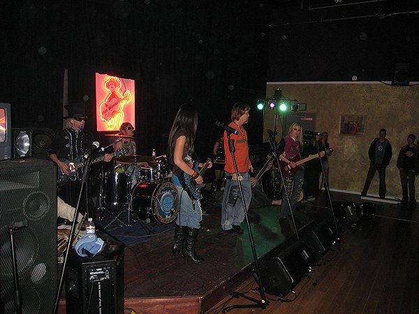 2008-02-08 El Cajon CA Hot Monkey Love 012
