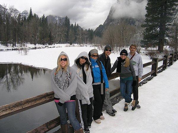 2009-01-02 Liquid Blue Band in Yosemite CA 013