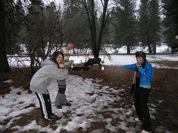 2009-01-02 Liquid Blue Band in Yosemite CA 019