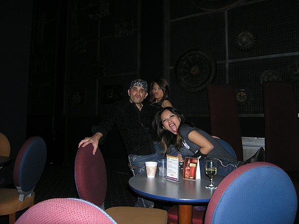 2009-01-03 Liquid Blue Band in Tuolumne CA 002