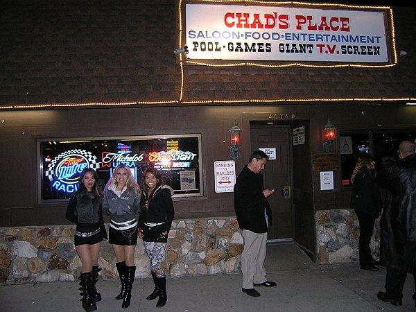 2009-01-09 Liquid Blue Band in Big Bear CA 000