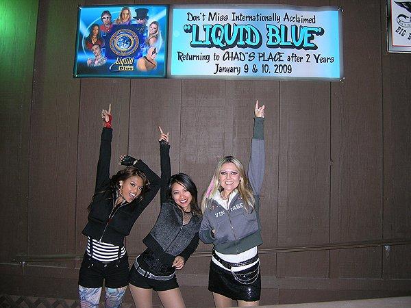 2009-01-09 Liquid Blue Band in Big Bear CA 001