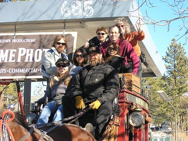 2009-01-10 Liquid Blue Band in Big Bear CA 000