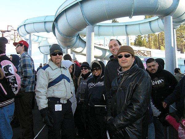 2009-01-10 Liquid Blue Band in Big Bear CA 004