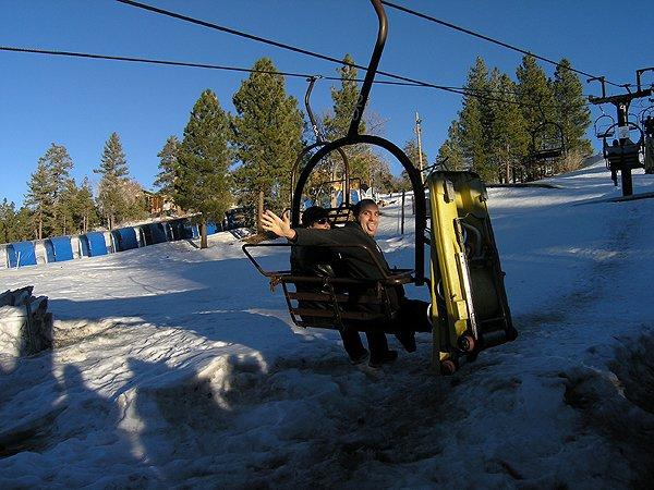 2009-01-10 Liquid Blue Band in Big Bear CA 006