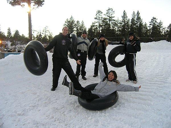 2009-01-10 Liquid Blue Band in Big Bear CA 007