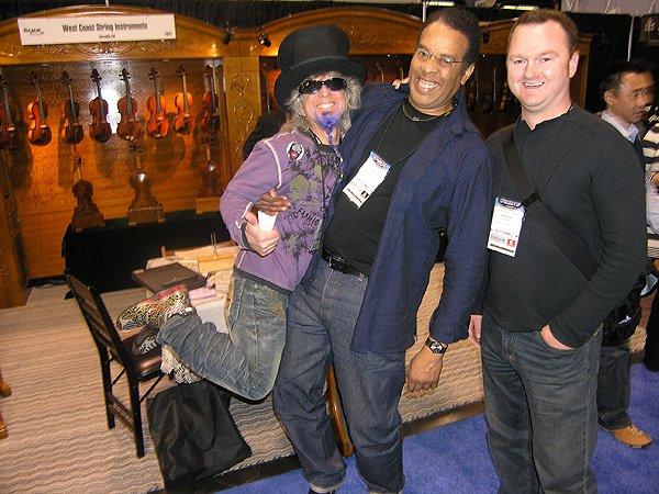 2009-01-18 Liquid Blue Band in Anaheim CA with Stanley Clark.