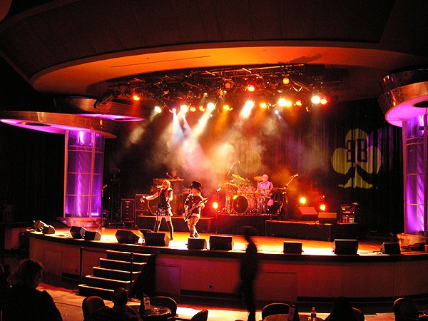 2009-04-25 Liquid Blue Band in Brooks CA at Cache Creek Casino 000
