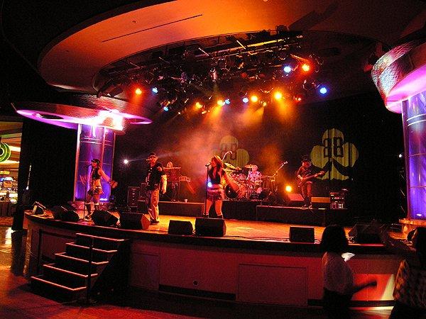 2009-04-25 Liquid Blue Band in Brooks CA at Cache Creek Casino 002