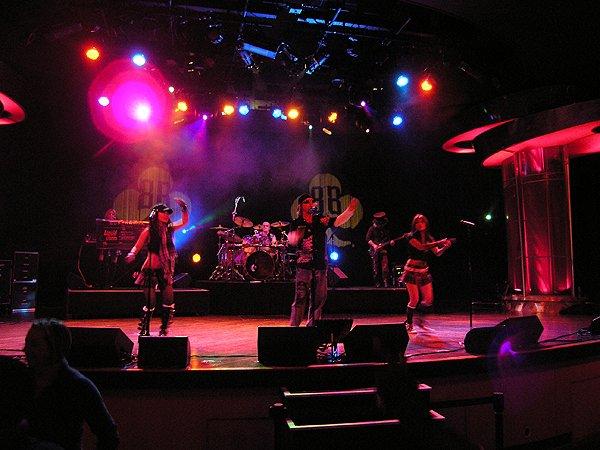 2009-04-25 Liquid Blue Band in Brooks CA at Cache Creek Casino 004
