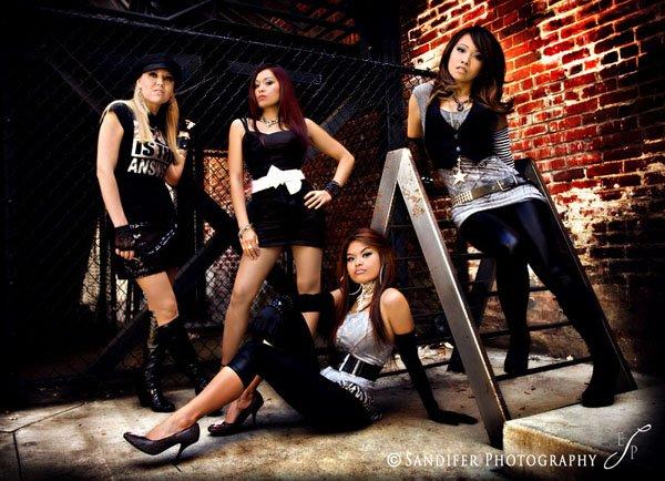 2009-06-25 BlueGirls
