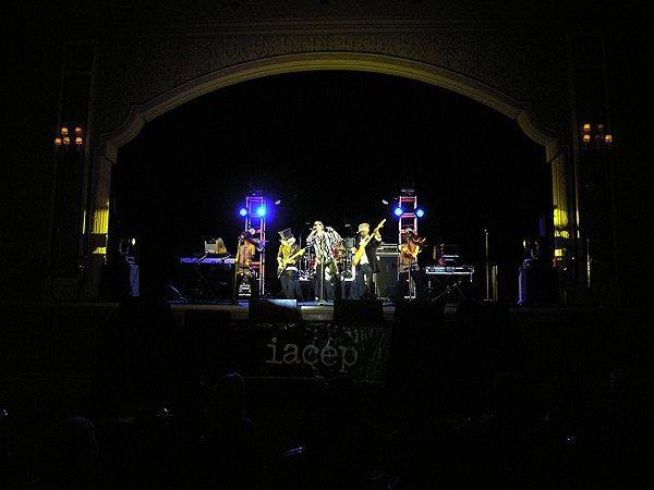 2009-09-09 Liquid Blue Band in Henderson NV at IACEP Showcase 001