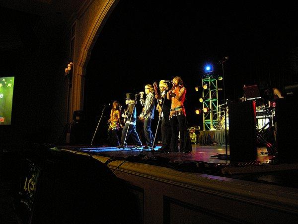 2009-09-09 Liquid Blue Band in Henderson NV at IACEP Showcase 003