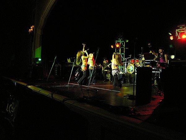 2009-09-09 Liquid Blue Band in Henderson NV at IACEP Showcase 005