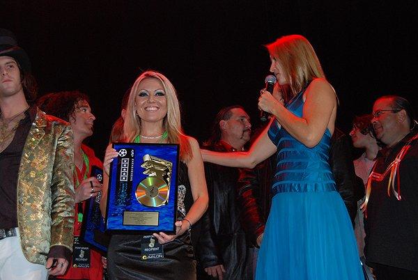 2009-11-12 Liquid Blue Band in Los Angeles CA LA Music Awards 006