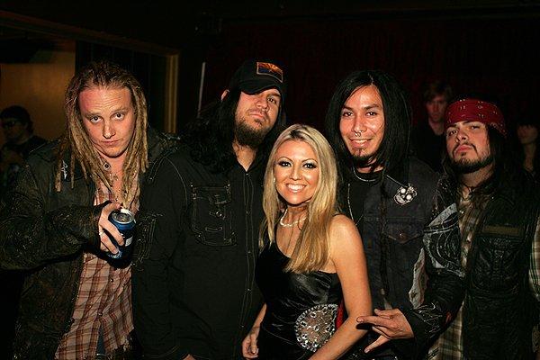 2009-11-12 Liquid Blue Band in Los Angeles CA LA Music Awards 023