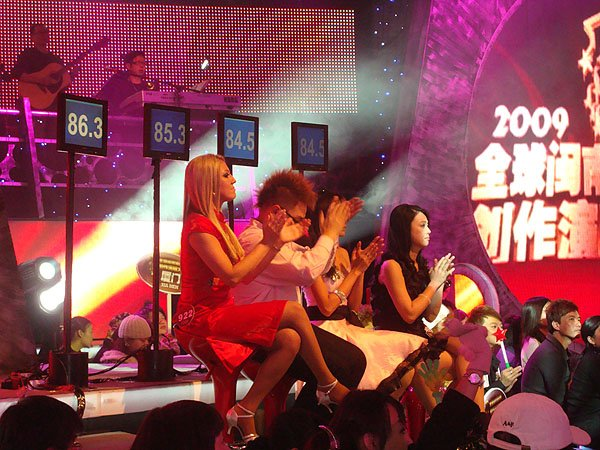2009-12-22 FuZhou China Mn Idol 000