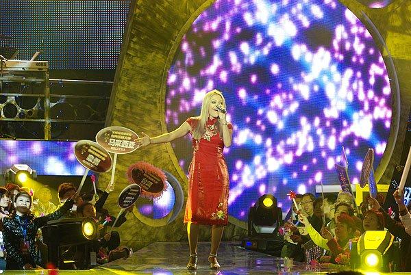 2009-12-22 FuZhou China Mn Idol 001