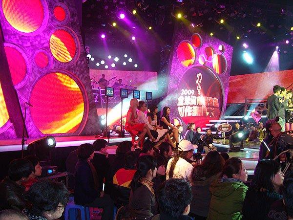 2009-12-22 FuZhou China Mn Idol 015
