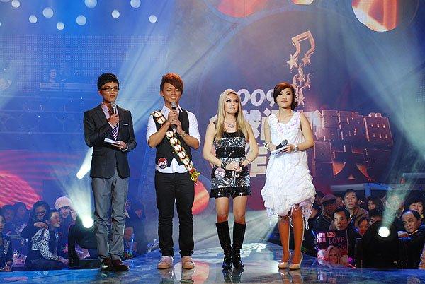 2009-12-29 FuZhou-China Mn Idol 010