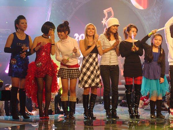 2009-12-29 FuZhou China Mn Idol 011