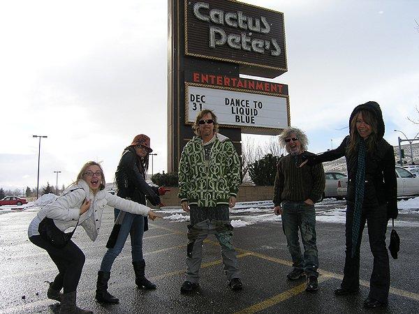 2009-12-30 Liquid Blue Band in Jackpot NV 006