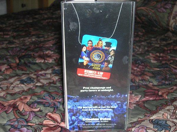 2009-12-31 Jackpot NV Cactus Petes Promo