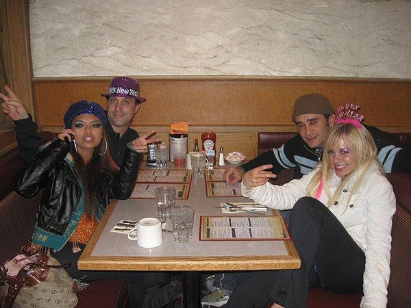 2009-12-31 Liquid Blue Band in Jackpot NV 000