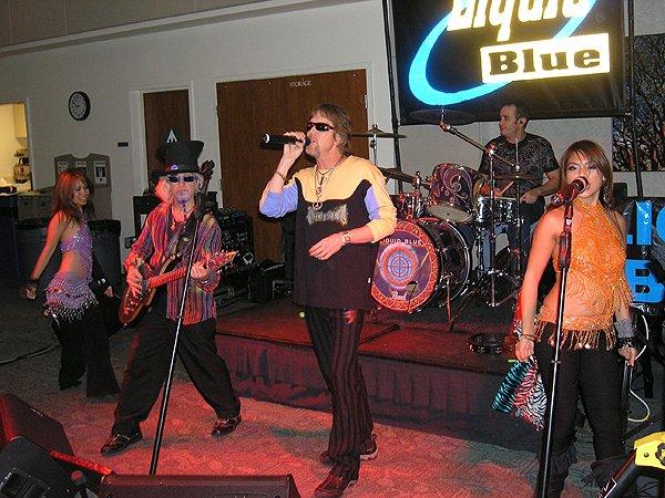 2010-01-30 Liquid Blue Band in Encinitas CA at Community Center 000