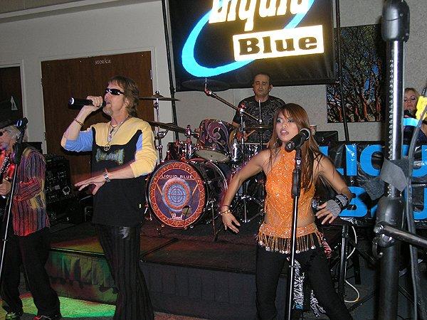 2010-01-30 Liquid Blue Band in Encinitas CA at Community Center 004