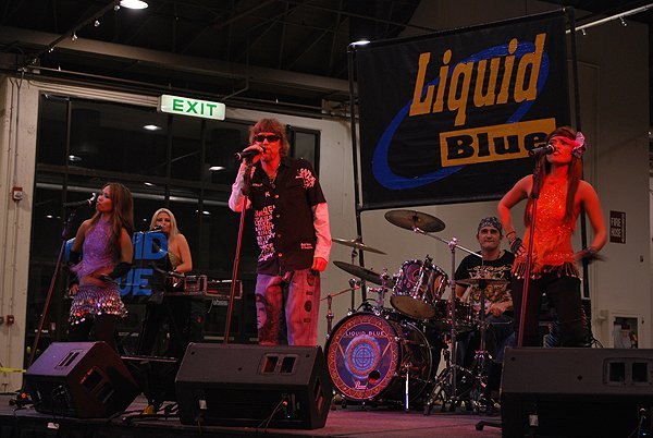 2010-02-20 Liquid Blue Band in Pomona CA at Pomona Fairgrounds 004
