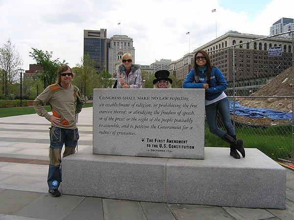 2010-04-09 Liquid Blue Band in Philadelphia PA at Parx Casino 001