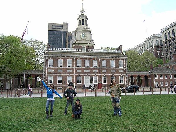 2010-04-09 Liquid Blue Band in Philadelphia PA at Parx Casino 003