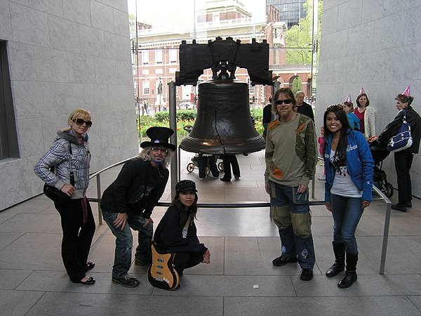 2010-04-09 Liquid Blue Band in Philadelphia PA at Parx Casino 006